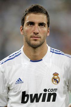 Gonzalo Gerardo Higuaín (Pipita) | Real Madrid C. F.