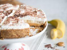 Banane plus Toffee das macht: Banoffee Cake