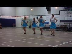 Clogging exhibition - Country Rhythm Cloggers - IRC Pow Wow 2016