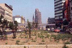 Gedächtniskirche 1969  #Berlin #Westberlin