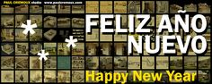 Happy New Year 2017 !!!  from PAUL CREMOUX studio