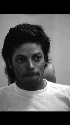 That is my face when someone says something bad about Michael and I am trying not to slap them.