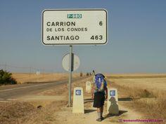 Walking 500 miles to Santiago,Spain on the Camino de Santiago 2011