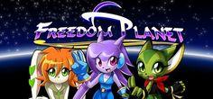 Minha Opinião - Freedom Planet, o jogo do Sonic que não é do Sonic!