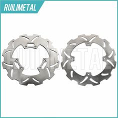 117.86$  Buy here - http://ali9ds.shopchina.info/1/go.php?t=32714499961 - Front Rear Brake Discs Rotors for CRE F 250 R X CRE X 250 CRF F R 250 CRE F 300 X 450 R ENDURO X 490 500 X CRF R 450 CRM F 500 X  #buymethat