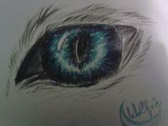 My eye drawing