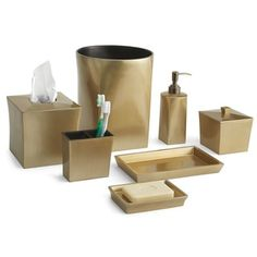 Cooper 7-Piece Bath Accessory Set - Free Shipping Today - Overstock.com - 20033827 - Mobile