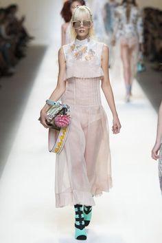 Fendi Spring/Summer 2017 Ready To Wear Collection | British Vogue