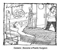 Plastic Surgeon Humor