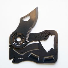 Zootiliy Tools' WildCard Wallet Knife