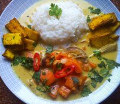 Dau Phu Cari, vietnamesisches Curry