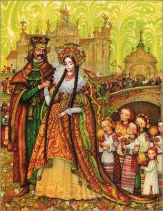 Ukrainian folk tales. Illustrator Katerina Shtanko. ISBN 978-966-7047-27-6.