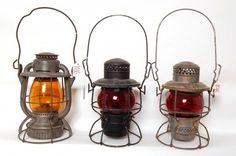 173 Best Rr Lamps Lanterns Amp Switch Stands Images In 2019