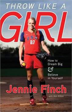 Did you know that throwing snowballs in Iowa paved the way to an incredible pitching career? A great inspirational book for aspiring players.  http://sportro.se/throw-like-a-girl