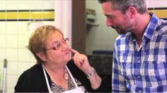 """The making of """"Cucina di casa mia"""", the cookbook"""
