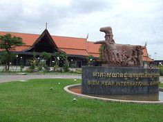 Siem Reap International Airport ◆Cambodia - Wikipedia http://en.wikipedia.org/wiki/Cambodia #Cambodia