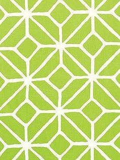 DecoratorsBest - Detail1 - Sch 174234 - Trellis Print - Apple - Fabrics - - DecoratorsBest