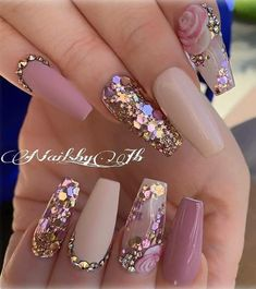 Amazing Wedding Nails Designs For Bride – Nail Art Connect – Fancy Nails Glam Nails, Toe Nails, Pink Nails, Cateye Nails, Red Nail, Pastel Nails, Bride Nails, Wedding Nails, Fabulous Nails