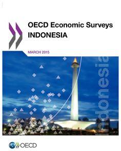 Indonesia Economic Survey 2015 #OECD #economy