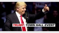 This Wednesday, Sean Hannity's on the road with GOP presidential nominee Donald J. Trump. Don't miss this exclusive town hall!