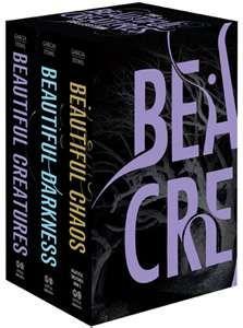 Beautiful Creatures Series- horrible teen awesomeness, requires minimum brain cells.