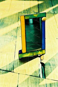 janzsoart glasdesign mirror #tiffanyglastechnik #spiegel #art #kunst #handmade#vienna #wien Symbols, Letters, Mirror, Design, Handmade, Vienna, Art, Tiffany Glass, Kunst
