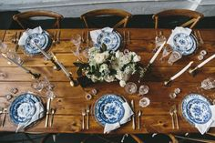 the perfect spring tablescape