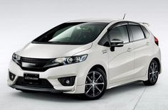 Mugen released details about 2014 Honda Fit Customization Package