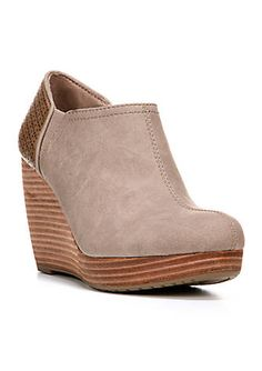 75caf46014fc Dr. Scholl s® Harlow Wedge Bootie