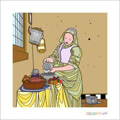 Coloring Books, Coloring Pages, Colorfy App, Online Coloring, Princess Zelda, Disney Princess, Beautiful Artwork, Artsy Fartsy, Hand Lettering