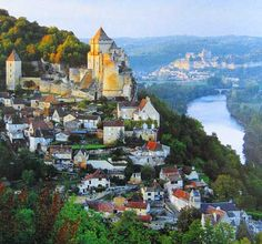 One of the most beautiful parts of France - the Dordogne - can't wait to go back!