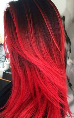 Red Hair Color321