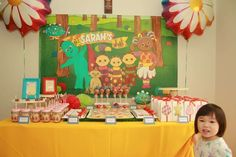 In The Night Garden Birthday Party Ideas | Photo 8 of 16 | Catch My Party