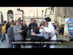 Thousands Run in the 2011 Mississippi Blues Marathon | http://newsocracy.tv