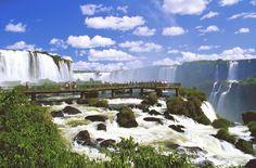 Iguazu Falls - Brazil / Argentina
