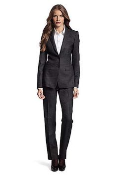 Boss Black Suits for Women Fashion 2012
