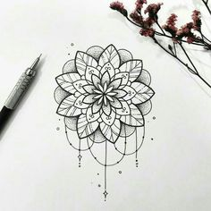 Delicate and beautiful 30 simple mandala tattoo design ideas for women – Page 4 - Tattoo MAG Mandala Tattoo Design, Simple Mandala Tattoo, Dotwork Tattoo Mandala, Tattoo Henna, Hand Tattoo, Delicate Tattoo, Mandala Drawing, Tattoo Designs, Tattoo Ideas