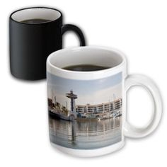 3dRose Lighthouse, Puerto Vallarta, Mexico - SA13 MDE0207 - Michael DeFreitas, Magic Transforming Mug, 11oz