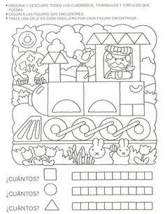 123 Manía: actividades de matemática para imprimir, resolver y colorear - Betiana 1 - Picasa Web Albümleri - Google'da Ara