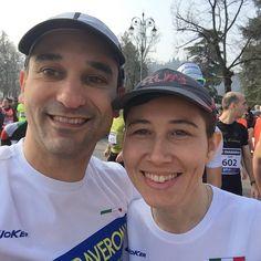 Prima competitiva da 10km, andata! #running #dream #love #nevergiveup