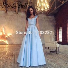 Simple Long Two 2 Piece Prom Dresses 2017 A Line Satin Sexy vestidos de baile Gala Evening Party Prom Gowns Dresses Graduation
