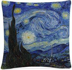 Vincent van Gogh Starry Night 16