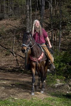 Eustace Conway in Mountain Men picture - Mountain Men picture #22 of ...