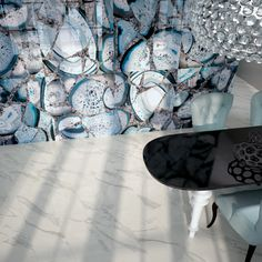 Jewels - The Jewels Collection of Marble Effect Flooring | Mirage | Mirage