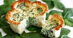 Shamrock Spinach Quiche Is Edible Luck