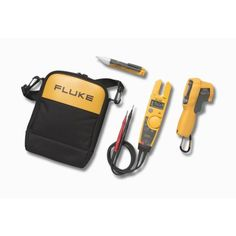 Fluke T5-600/62MAX+/1AC kit Electrical Tester, IR Thermometer and Voltage Detect | Maplin