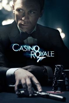 Read the Casino Royale (2006) script written by Neal Purvis Robert Wade  and Paul Haggis.