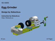 LEGO WeDO 2.0 Egg Grinder   Robocik.eu