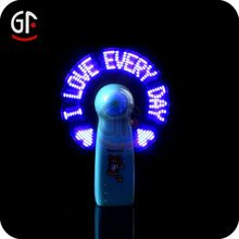 China Wholesale Wedding Favors Led Message Mini Fan Made In China - search result, Shenzhen Great-Favonian Electronics Co., Ltd.