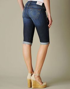 True Religion Brand Jeans, TRUE-9071 WOMENS STELLA CROP SKINNY JEAN - (ZWD LAST CHANCE), truereligionbrandjeans.com #TRholiday13